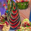 fruit carving stateri